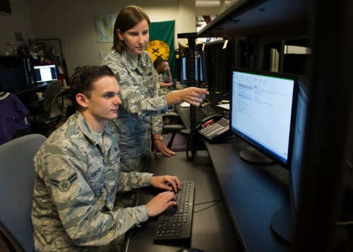 signals intelligence is one of the most in demand jobs in the Air Force