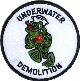 udt frogman patch