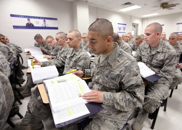 Air Force Tactical Air Control Party (TACP): 2019 Career Details