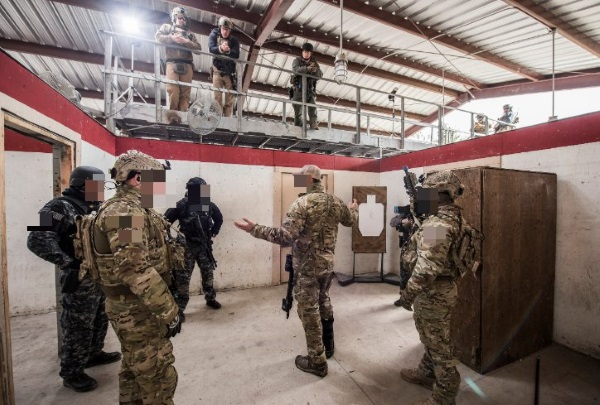 devgru green team cqb training example