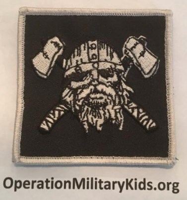 devgru gray squadron patch