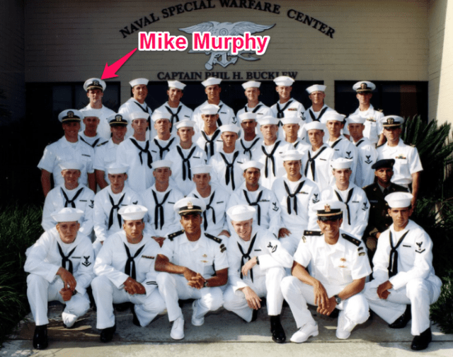 mike murphy buds class 236 graduation photo