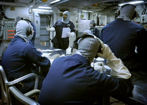 navy damage controlman - worst jobs in the navy
