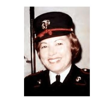 rose franco - famous female marines