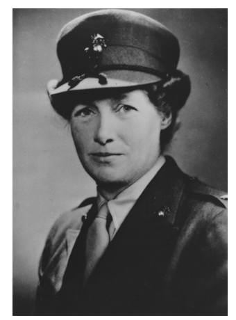 ruth cheney streeter - famous female marines