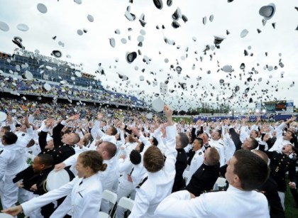 how to get into the US Naval Academy