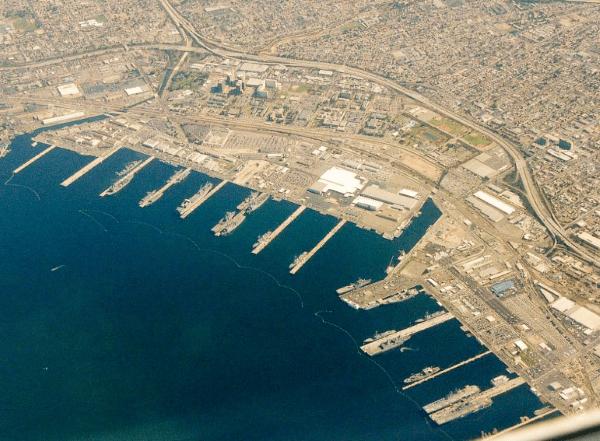naval base san diego