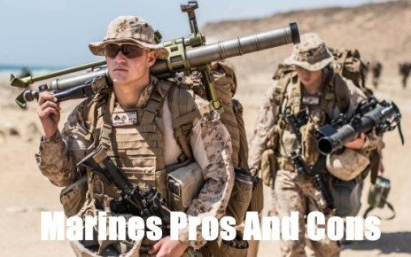 pros and cons of the marine corps
