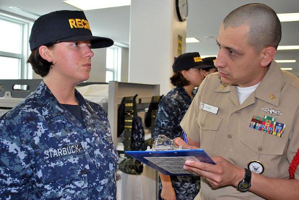 navy grooming standards