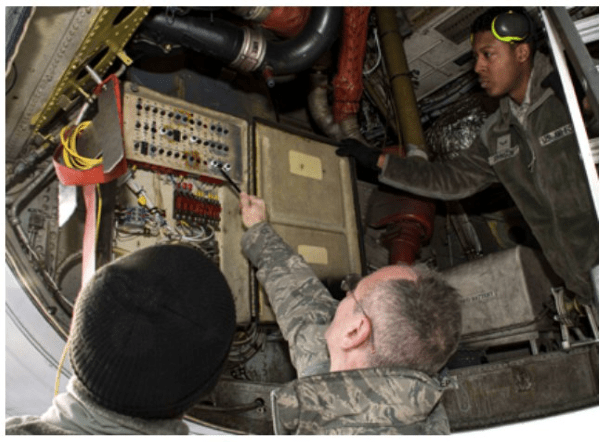 bomber - special electronic warfare and radar surveillance integrated avionics