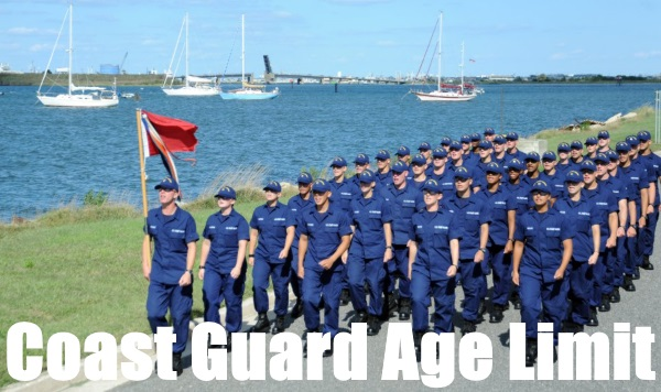 Coast Guard Age Limit [Updated For 2019]