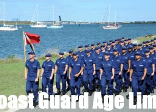 coast guard age limit