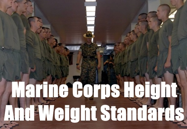 Marine Corps Height And Weight Standards [Updated for 2019]