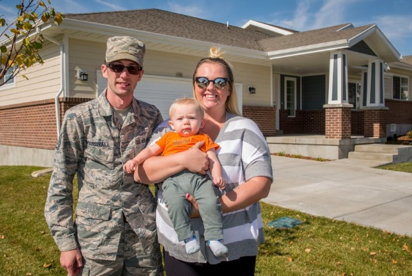 military family life of a spouse