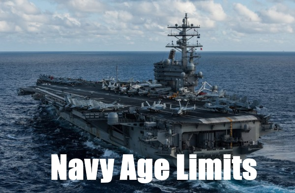 navy age limit