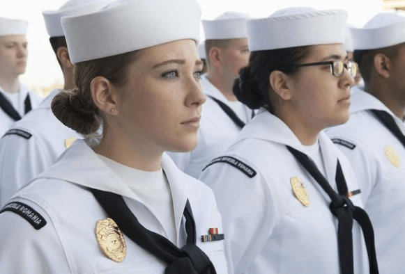 navy piercing policy for both men and women