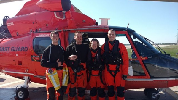 Coast Guard Rescue Swimmer: Pay, School, Training, and More