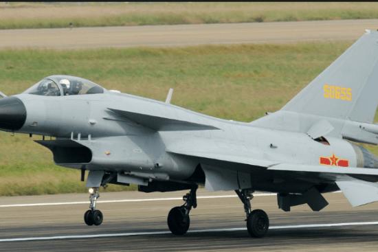 an Advanced Fighter Aircraft Integrated Avionics at work