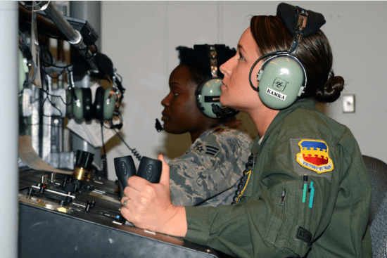 An Aerospace and Operational Physiology (4M0X1) at work