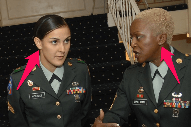 Army Grooming Standards: Hair, Mustache, and Nail