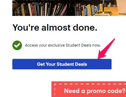get your student deals