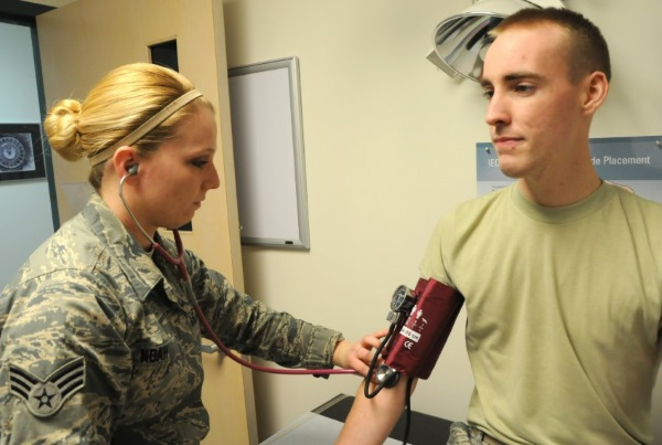 military medical disqualifications