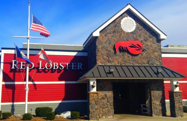 red lobster military discount