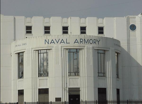 Heslar Naval Armory
