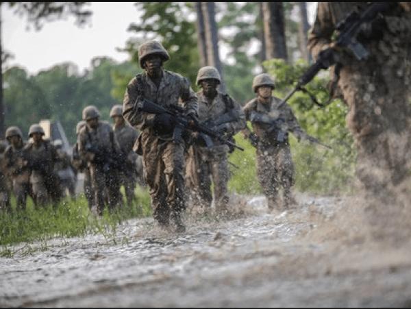 Marine Corps Recruit Depot Parris Island