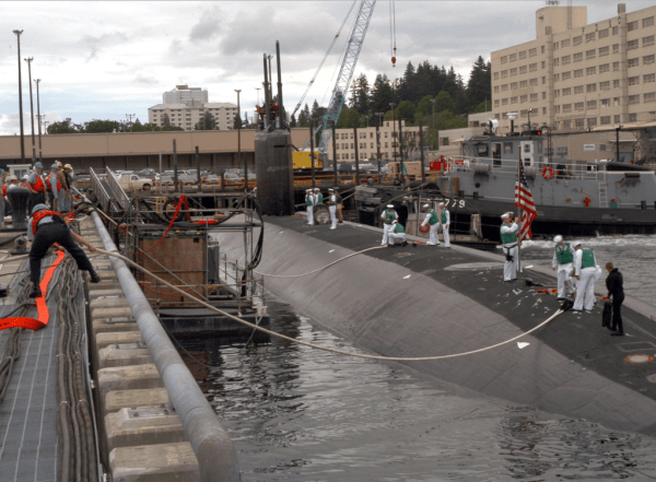 Naval Station Bremerton