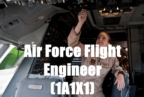 air force flight engineer 1a1x1