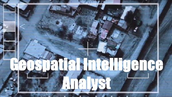 air force geospatial intelligence analyst