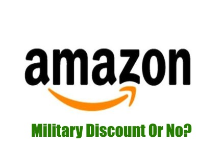 amazon military discount