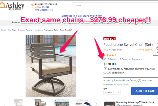 Ashley Furniture Military Discount 3 Ways To Save 10 Or More
