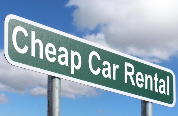 car rental military discount
