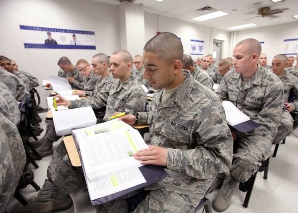 Air Force Cyber Warfare (1B4X1): 2019 Career Details