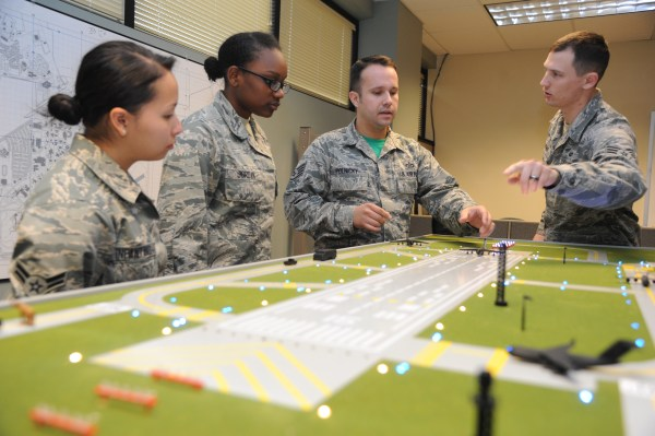 Air Force Airfield Management Specialist (1C7X1): 2019 Career Details