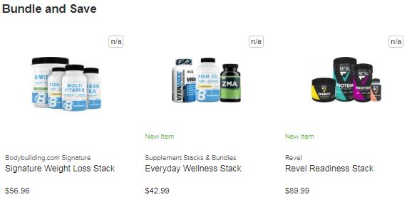 bodybuilding.com bundle and save