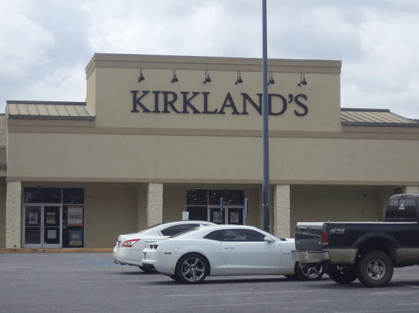 kirklands military discount
