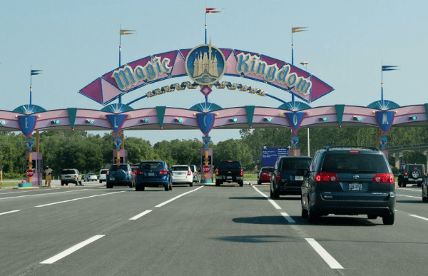 magic kingdom disney main gate entrance