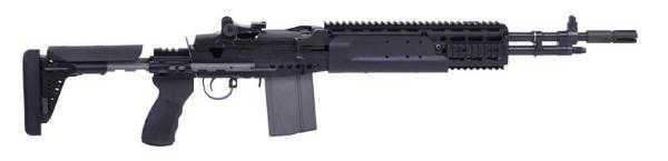 mk14 ebr used by SEALs