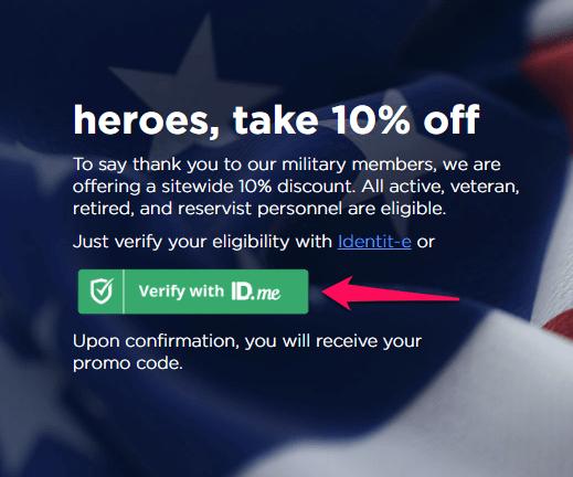 motorola military discount