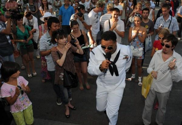 navy musician