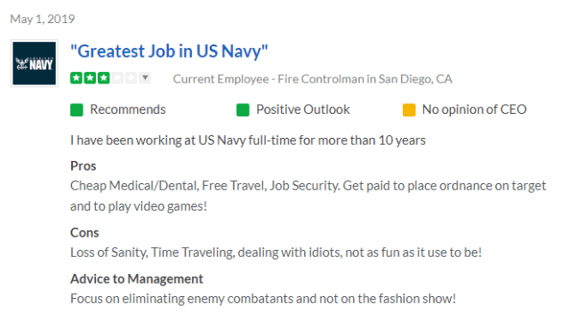 navy fc rating day in the life