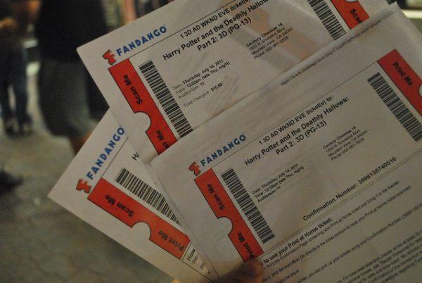 fandango tickets