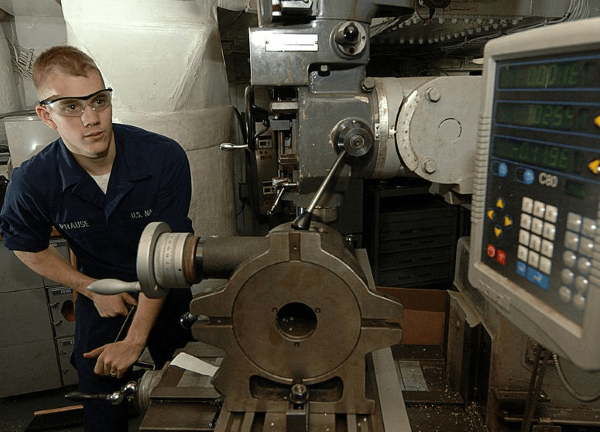 navy machinery repairman - mr rate
