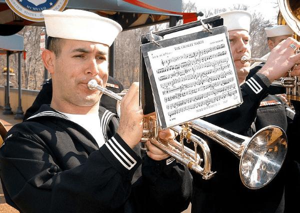 navy musician - MU rate