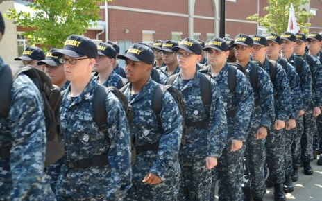 navy prt standards - male and female