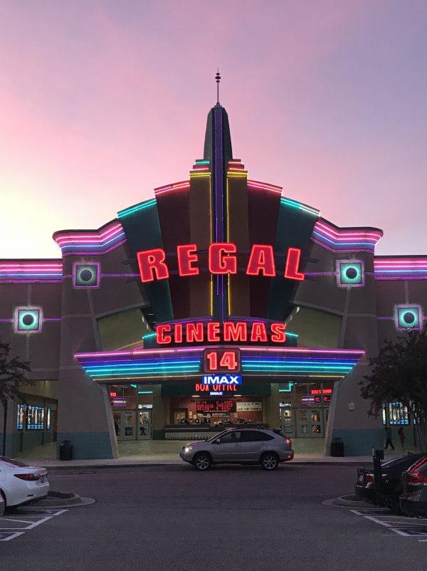 regal cinema military discount
