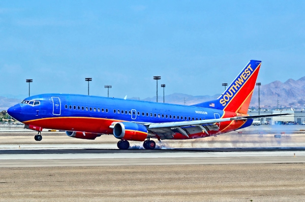southwest airlines military discount
